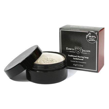 Edwin Jagger Sandalwood Shaving Soap Bowl