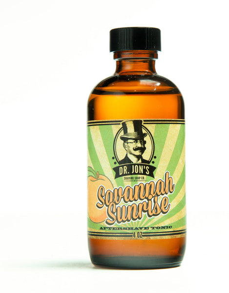 Dr. Jon's Savannah Sunrise Aftershave Tonic