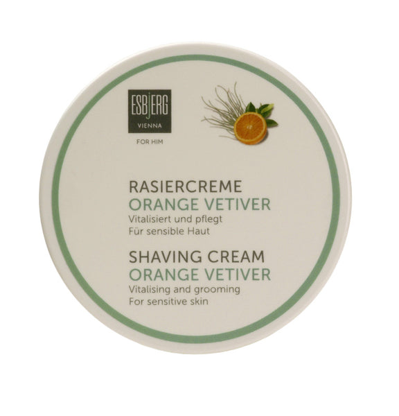 Esbjerg Shaving Cream Orange Vetiver 150gr