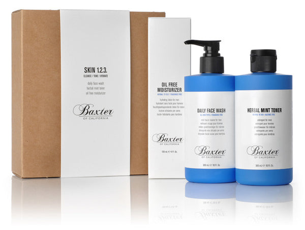 Baxter of California Skincare 1.2.3. Set