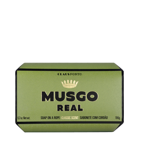 Musgo Real Soap on a Rope - Classic Scent