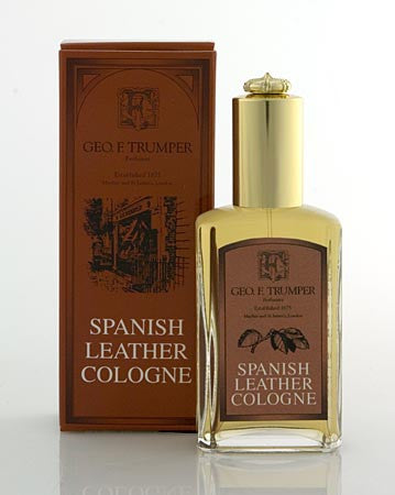 Geo. F. Trumper Spanish Leather Cologne Glass Atomiser 50ml
