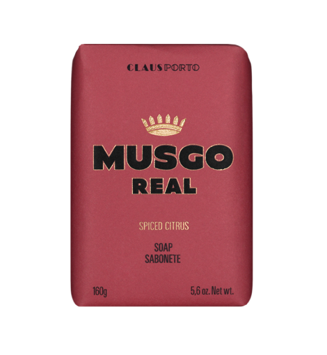 Musgo Real Men's Body Soap - No. 3 Spiced Citrus