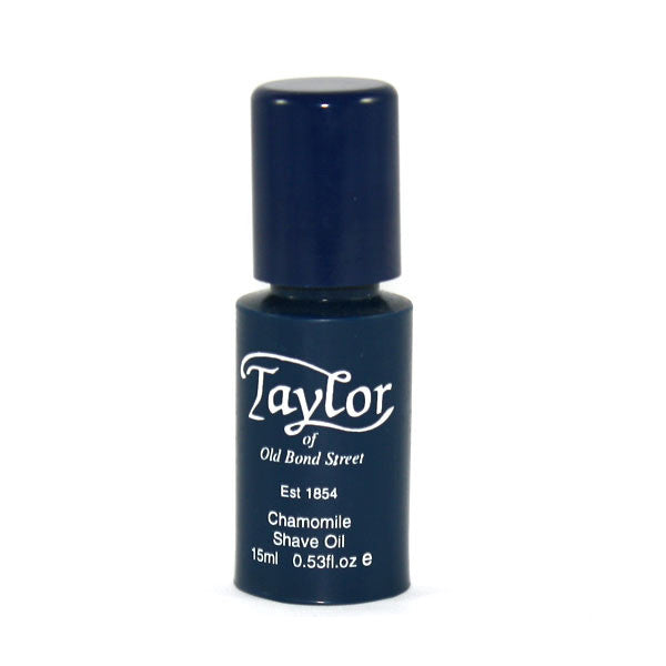 Taylor of Old Bond Street Chamomile Pre-Shave Oil 15ml