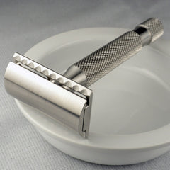 Above The Tie Kronos H1 Double Edge Safety Razor - Straight Razor Designs