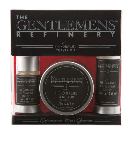 The Gentlemens Refinery Travel Trilogy The Standard