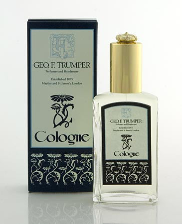 Geo. F. Trumper Eau de Cologne Glass Atomiser 50ml