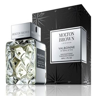 Molton Brown Navigations Through Scent - Valbonne