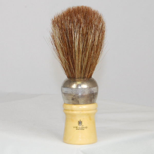 Vie-Long 04312 Cachurro Professional Horse Hair Shaving Brush