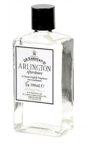 D.R. Harris Arlington Aftershave 100ml, 150ml and 500ml