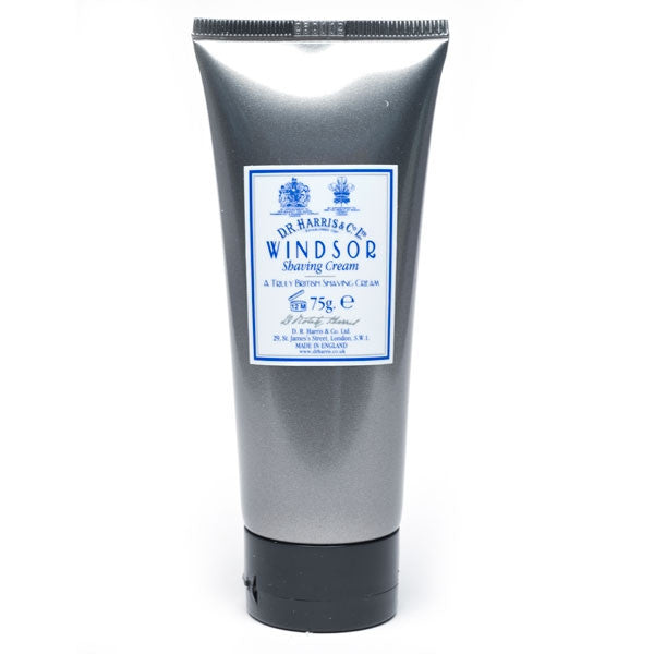 D.R. Harris Windsor Shaving Cream Tube