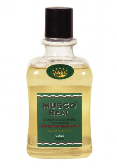 Musgo Real Shower Gel/Shampoo - Classic Scent