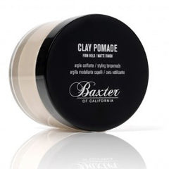 Baxter of California Clay Pomade - Straight Razor Designs