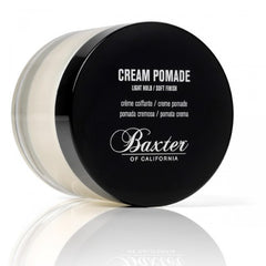 Baxter of California Cream Pomade - Straight Razor Designs