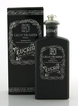 Geo. F. Trumper Eucris EDT Glass Crown Top Bottle 100ml