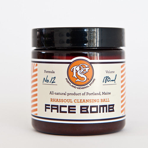 Portland General Store Face Bomb - Deep Cleansing Mud