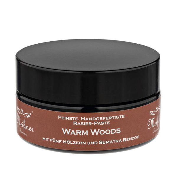 Meißner Tremonia Warm Woods Shaving Paste 200ml