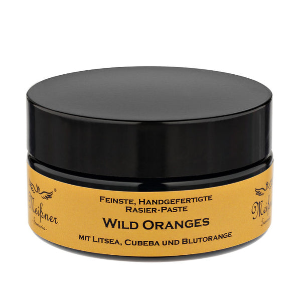 Meißner Tremonia Wild Oranges Shaving Paste 200ml