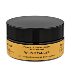 Meißner Tremonia Wild Oranges Shaving Paste 200ml - Straight Razor Designs