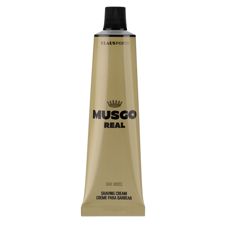 Musgo Real Shaving Cream - No. 2 Oak Moss