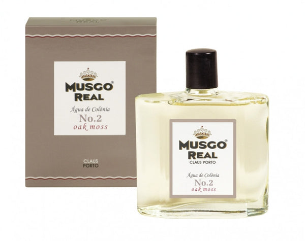 "Musgo Real ""Agua de Colonia"" No. 2 Oak Moss Cologne"