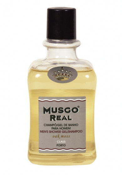 Musgo Real Shower Gel/Shampoo - No. 2 Oak Moss