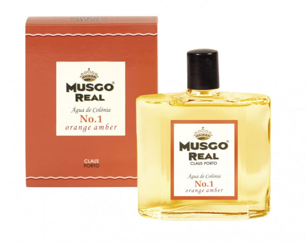 "Musgo Real ""Agua de Colonia"" No. 1 Orange Amber Cologne"