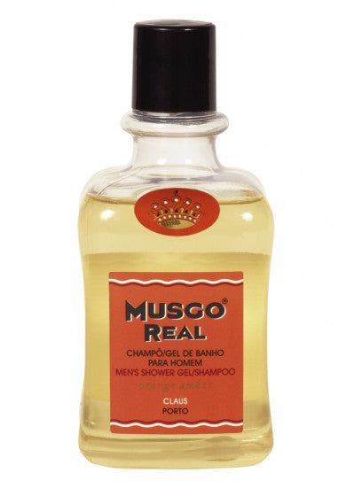 Musgo Real Shower Gel/Shampoo - No. 1 Orange Amber
