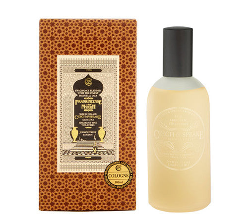 Czech & Speake Frankincense & Myrrh Cologne Spray 100ml