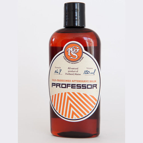 Portland General Store Professor Aftershave Balm