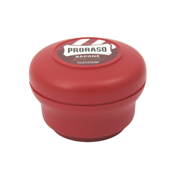 Proraso Shaving Soap in a Jar  - Red