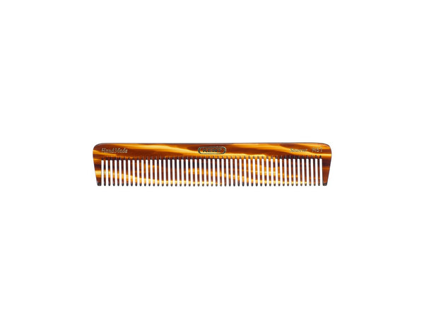 Kent Handmade Faux Tortoise shell Comb - R5T Dressing Table Comb
