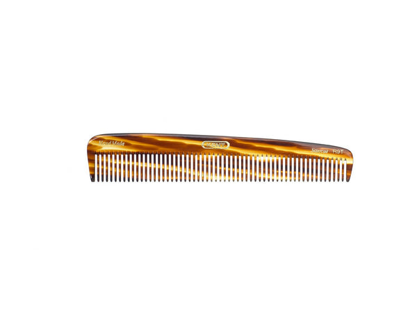 Kent Handmade Faux Tortoise shell Comb - R9T Dressing Table Comb