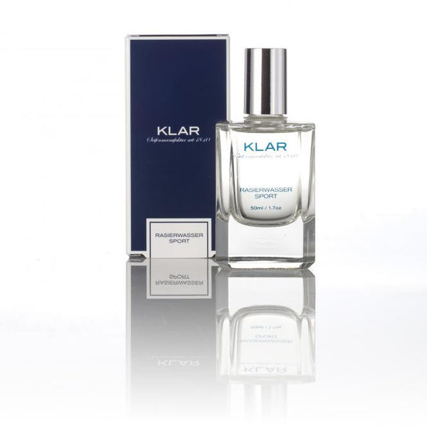 Klar's Aftershave Sport