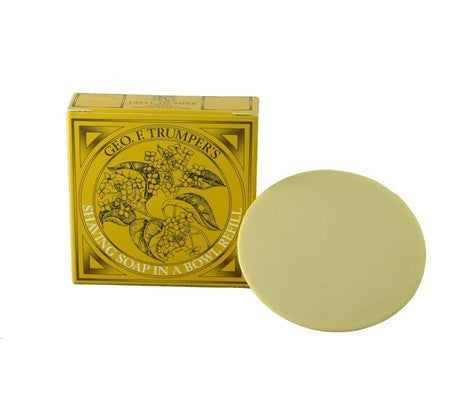 Geo. F. Trumper Sandalwood Hard Shaving Soap Refill