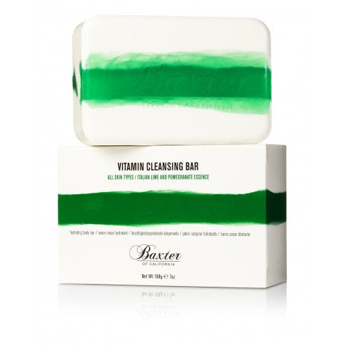 Baxter of California Vitamin Cleansing Bar: Italian Lime & Pom