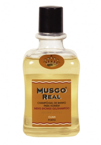 Musgo Real Shower Gel/Shampoo - No. 3 Spiced Citrus