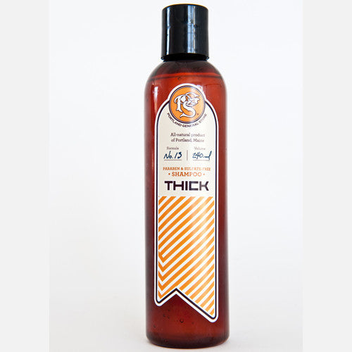 Portland General Store Thick Paraben-Free & Sulfate-Free Shampoo