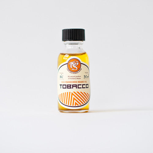 Portland General Store Tobacco Beard Oil 30ml