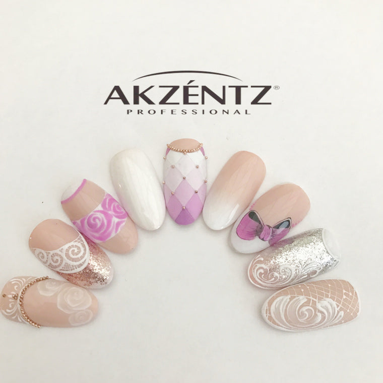 AKZENTZ GEL PLAY DESIGN CLASS *Cambridge*