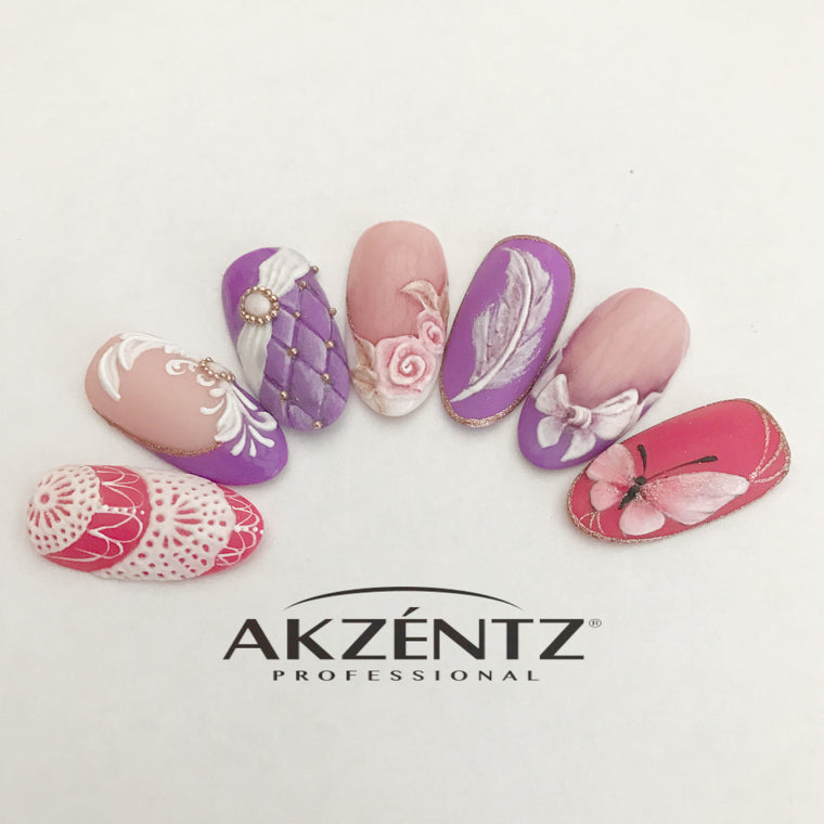 AKZENTZ OPTIONS 3D DESIGN CLASS *Cambridge*