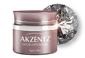 AKZENTZ OPTIONS SOAK OFF GEL CONVERSION COURSE *Inverness*