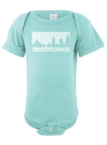 mobtown® Skyline Onesie