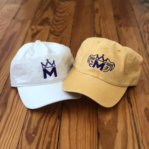 Mobile Mardi Gras Dad Hat