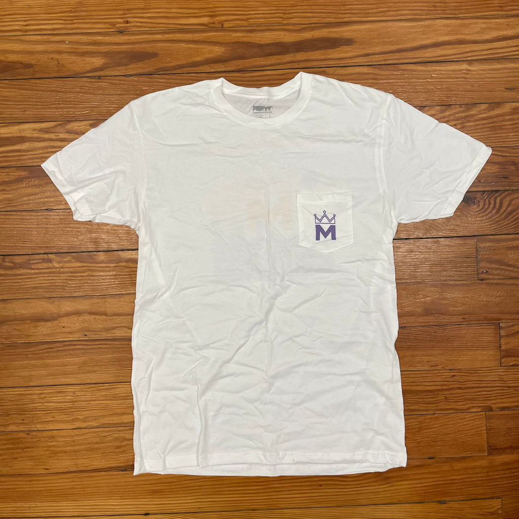 Mobile Mardi Gras Pocket Tee