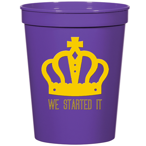 We Started It Cup