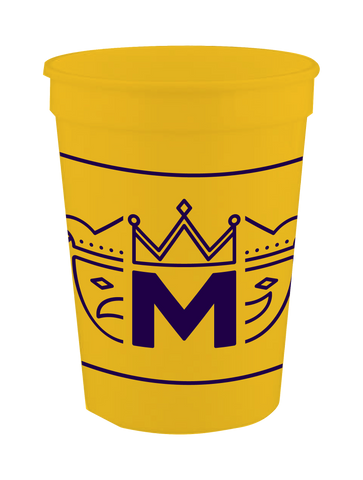 Mobile Mardi Gras Cups