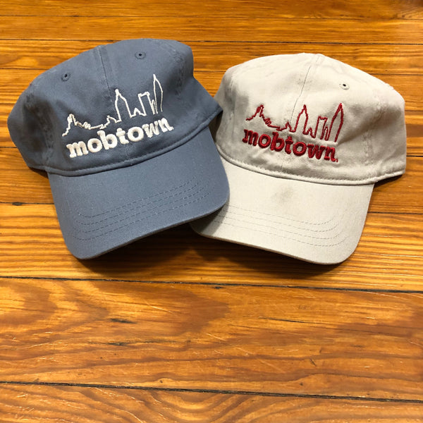 mobtown® Skyline Dad Hat