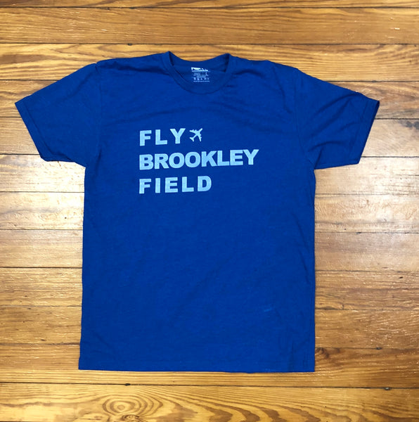 Fly Brookley Field