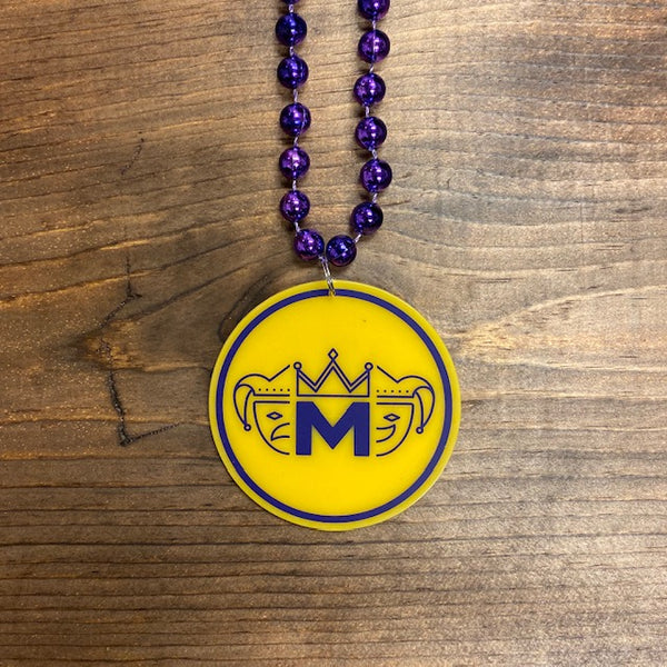 Mobile Mardi Gras Medallion